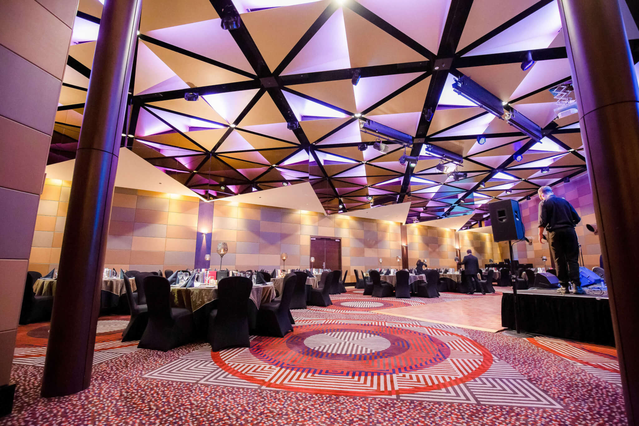 EBM Awards Night | Room Styling