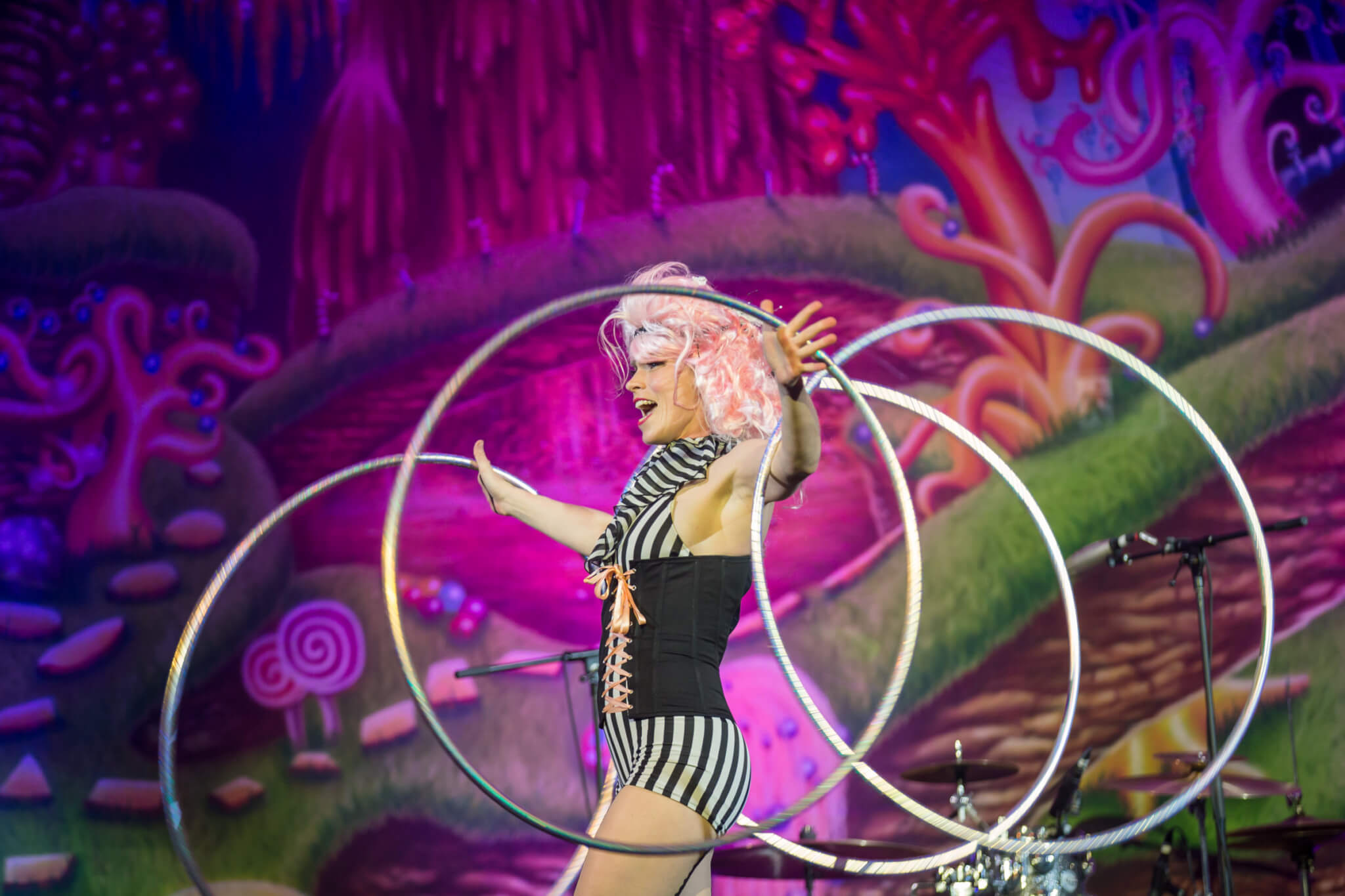 Hula Performer Melbourne
