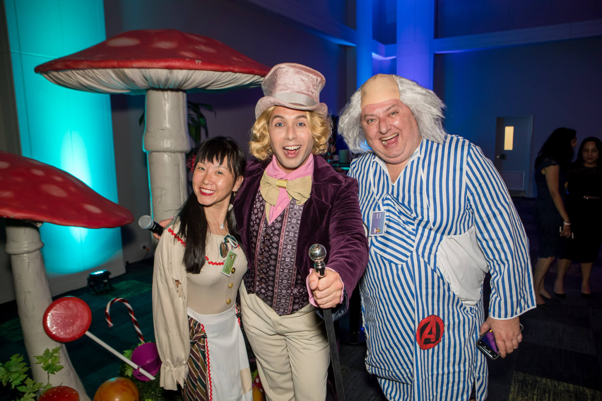 Willy Wonka Event Theme