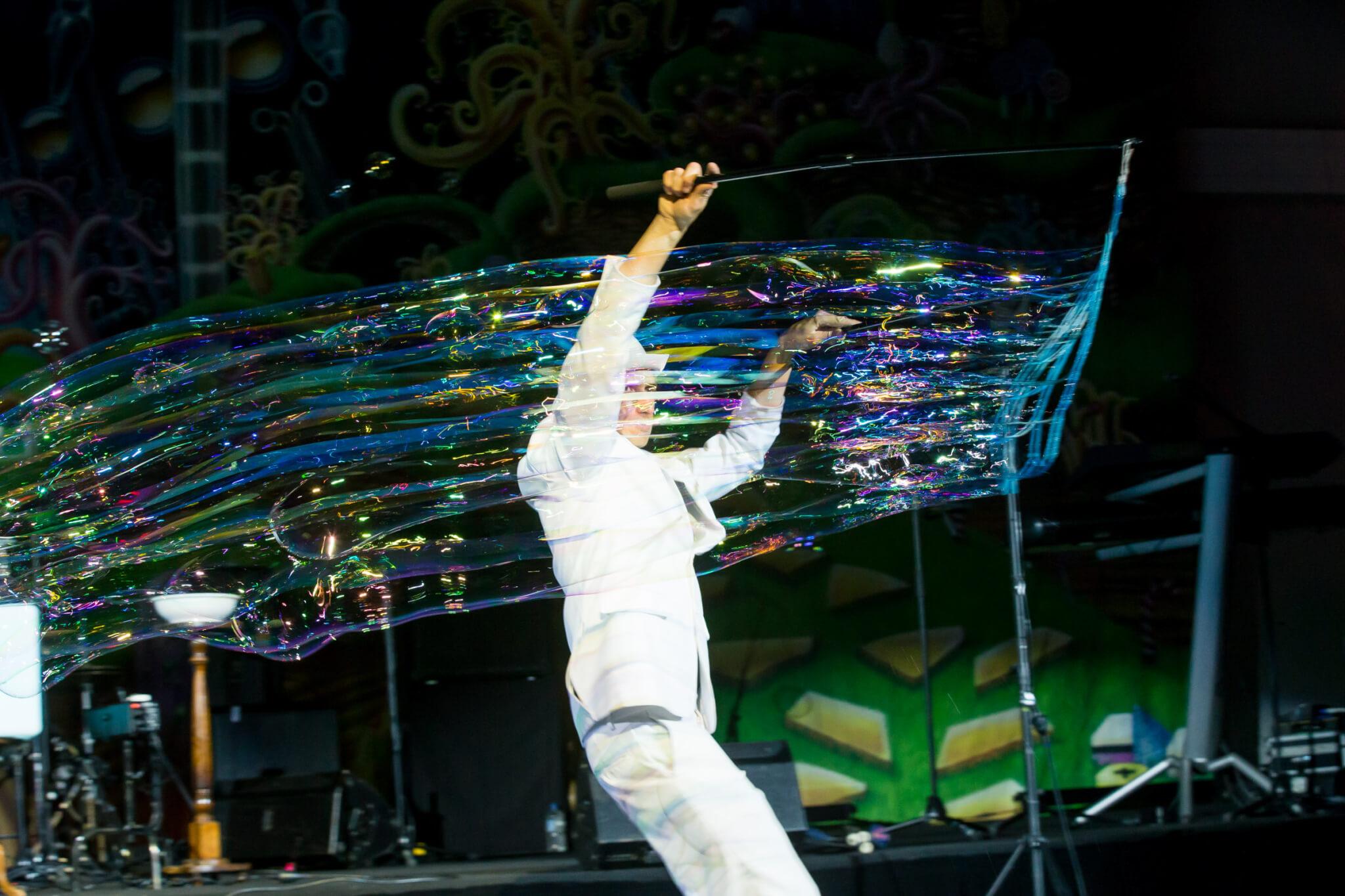 Jimmy the Bubbles - Bubble Show
