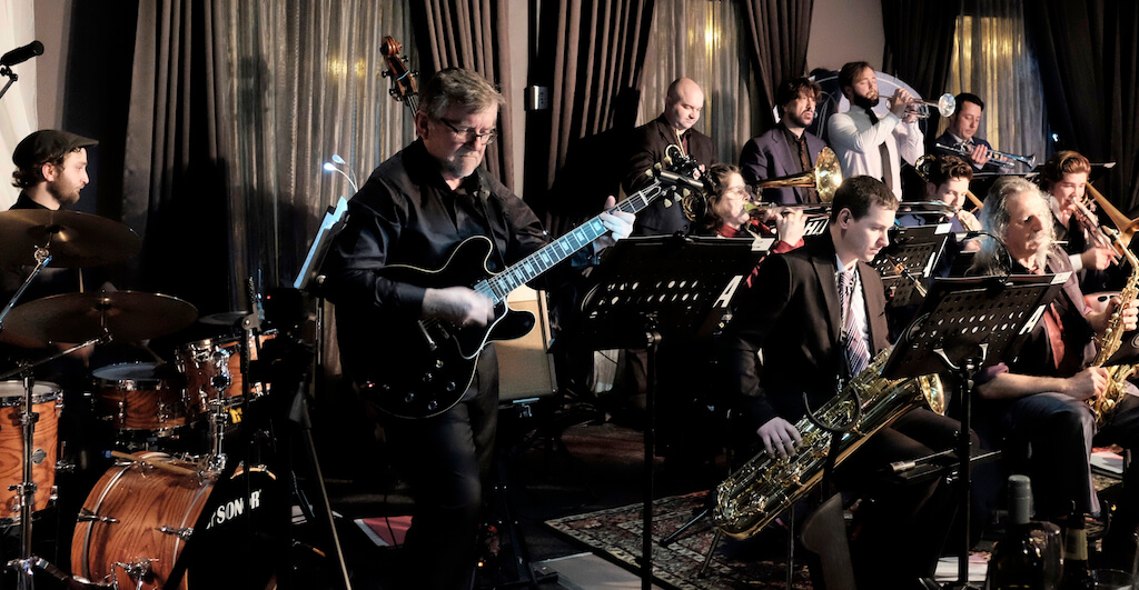 NJO Jazz Orchestra | Melbourne