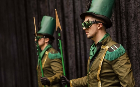 Emerald City Guards