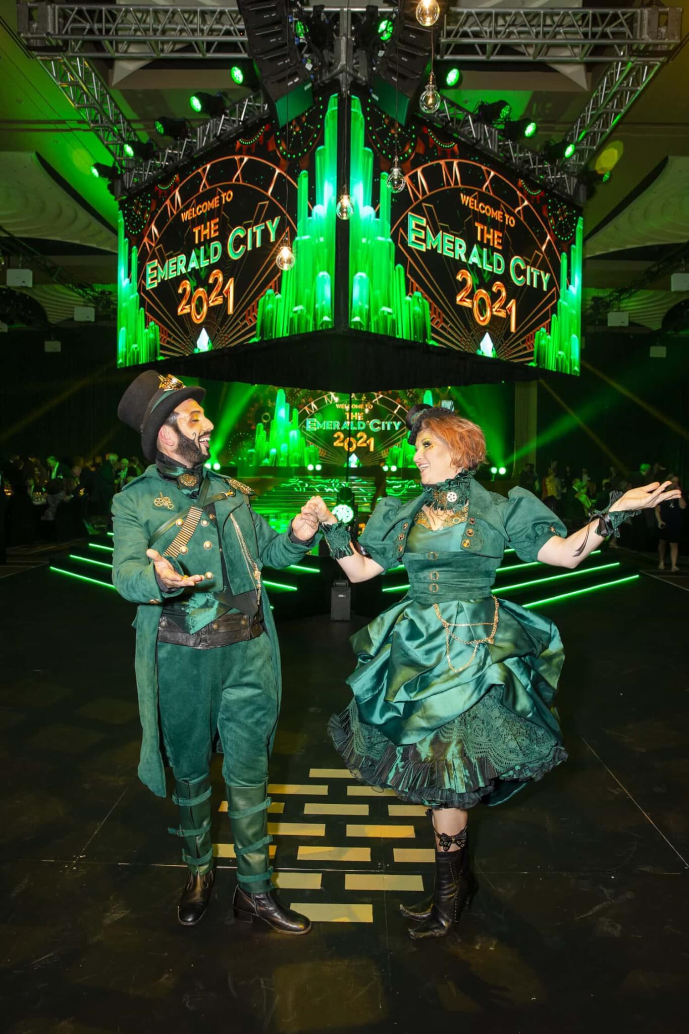 Emerald City Hosts