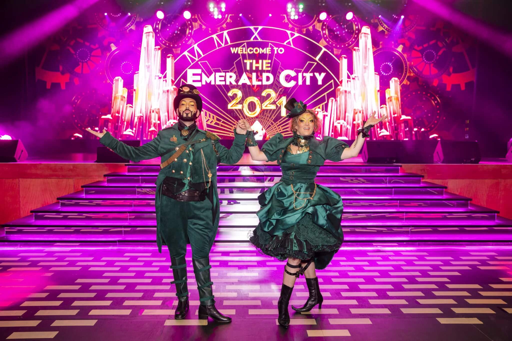 Emerald City Hosts