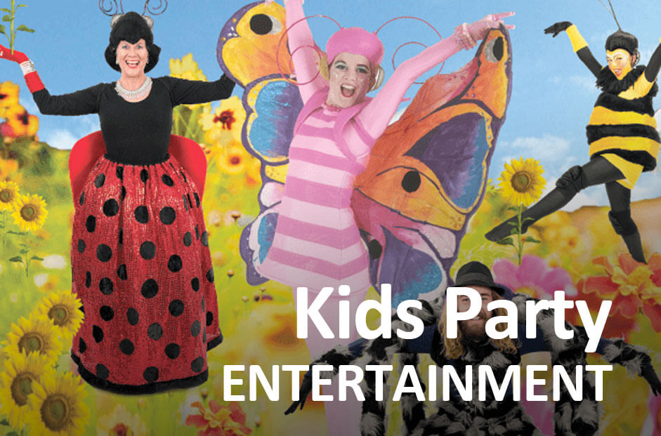 Kids Party Entertaiment