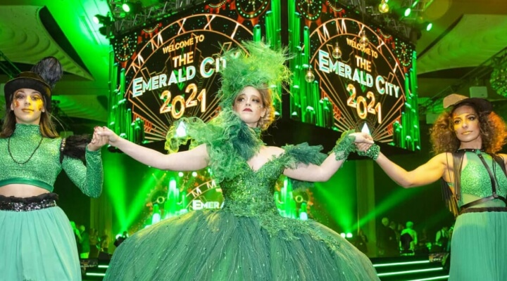 Virtuoso Symposium Gala | Emerald City