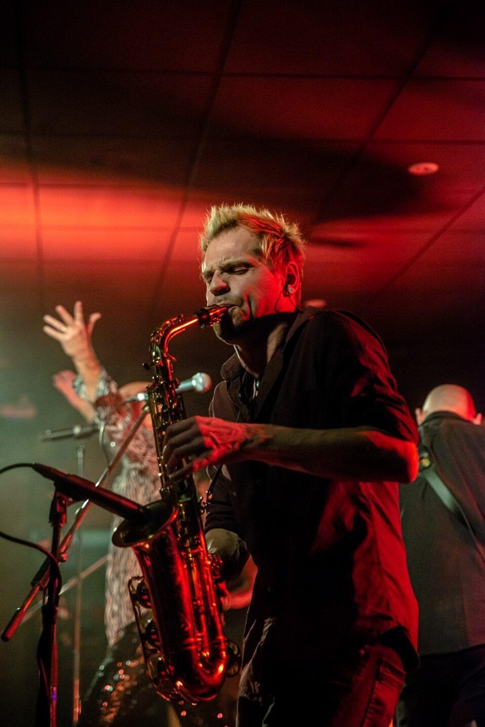 Pete Sax