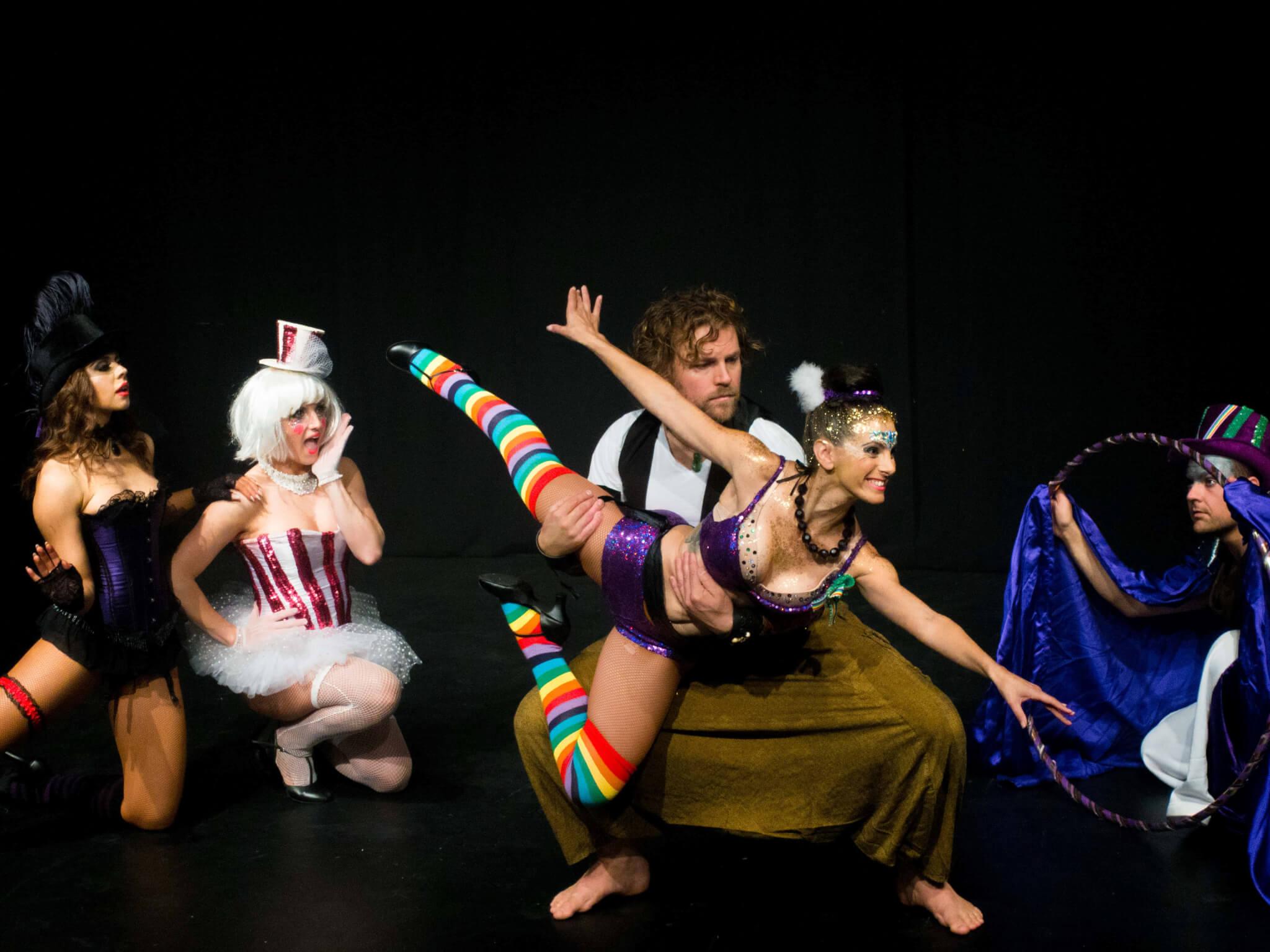 Adagio Dance Acrobatics