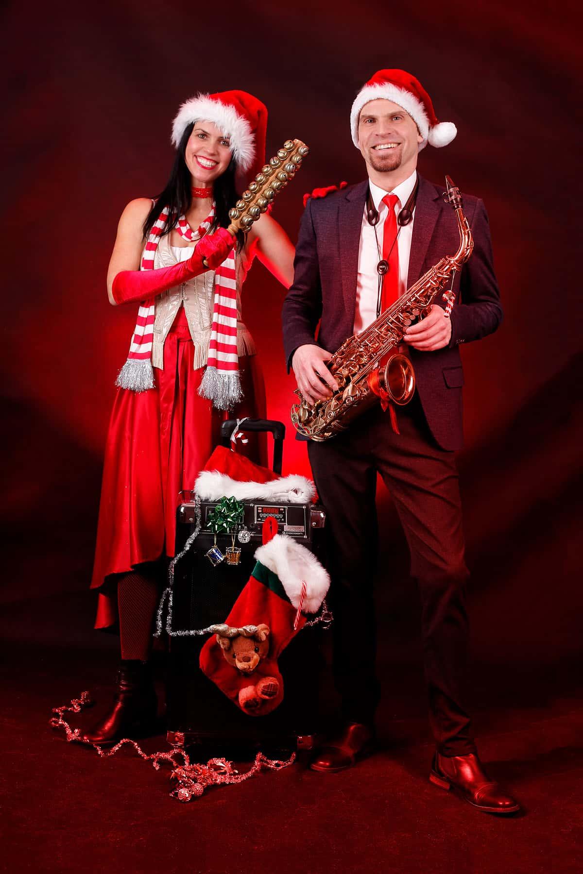 Pete & Jo Christmas Show