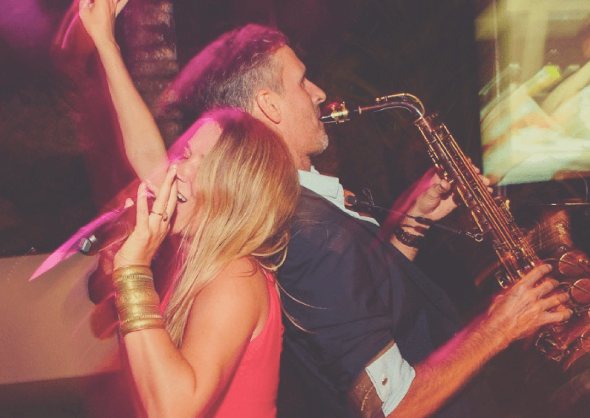 DJ Sam Sax & Lydia