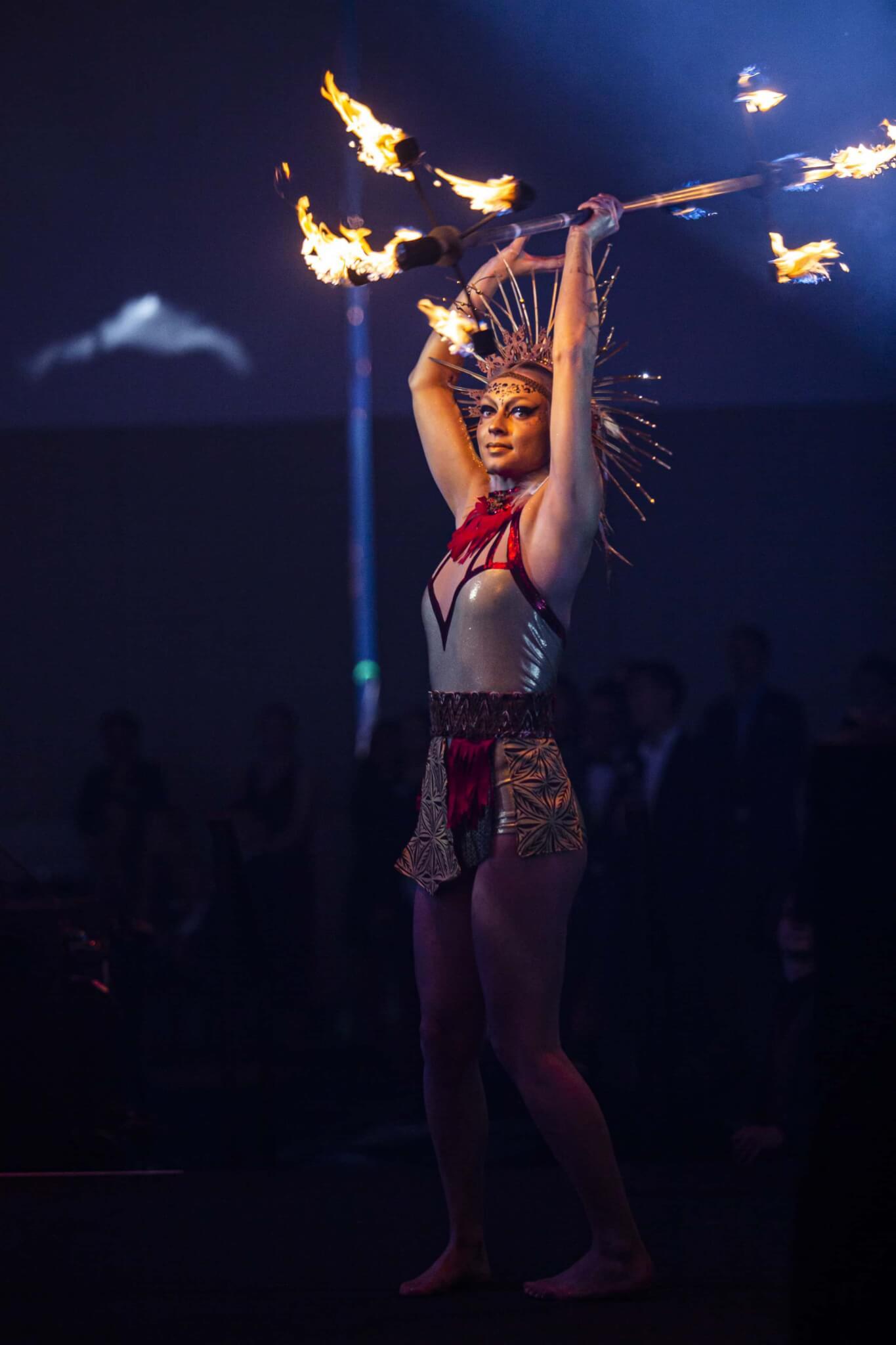 Customised Circus Show
