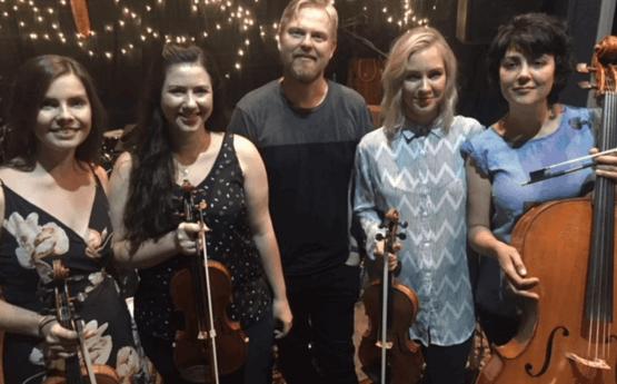 Aqua | String Quartet