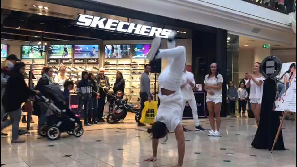 Corporate Flash Mob Melbourne