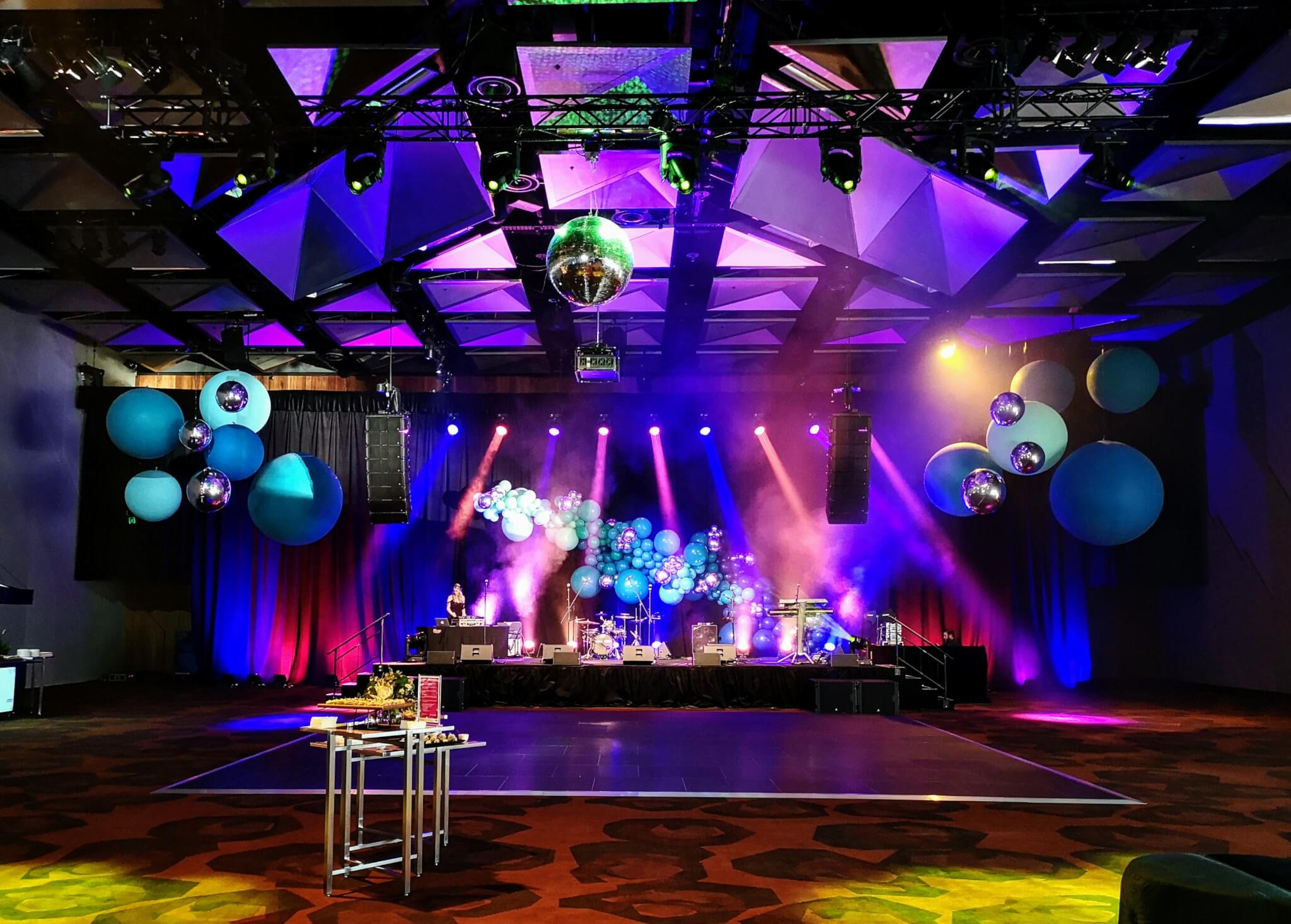 Conference entertainment @ MCEC - Melbourne Convention & Exhibition Centre