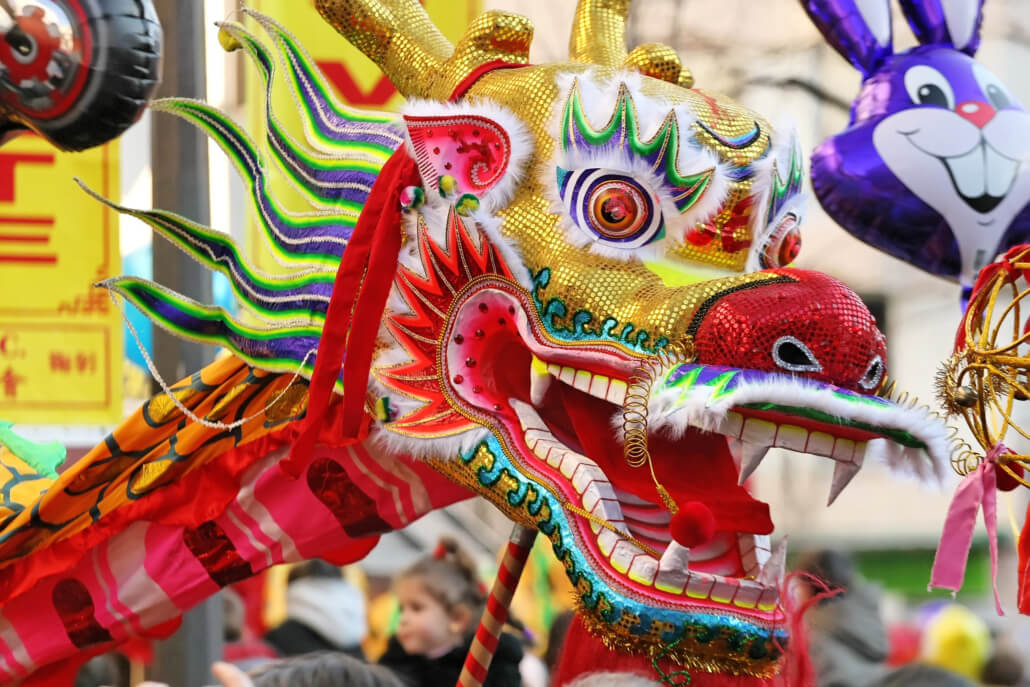 Chinese New Year Entertainment