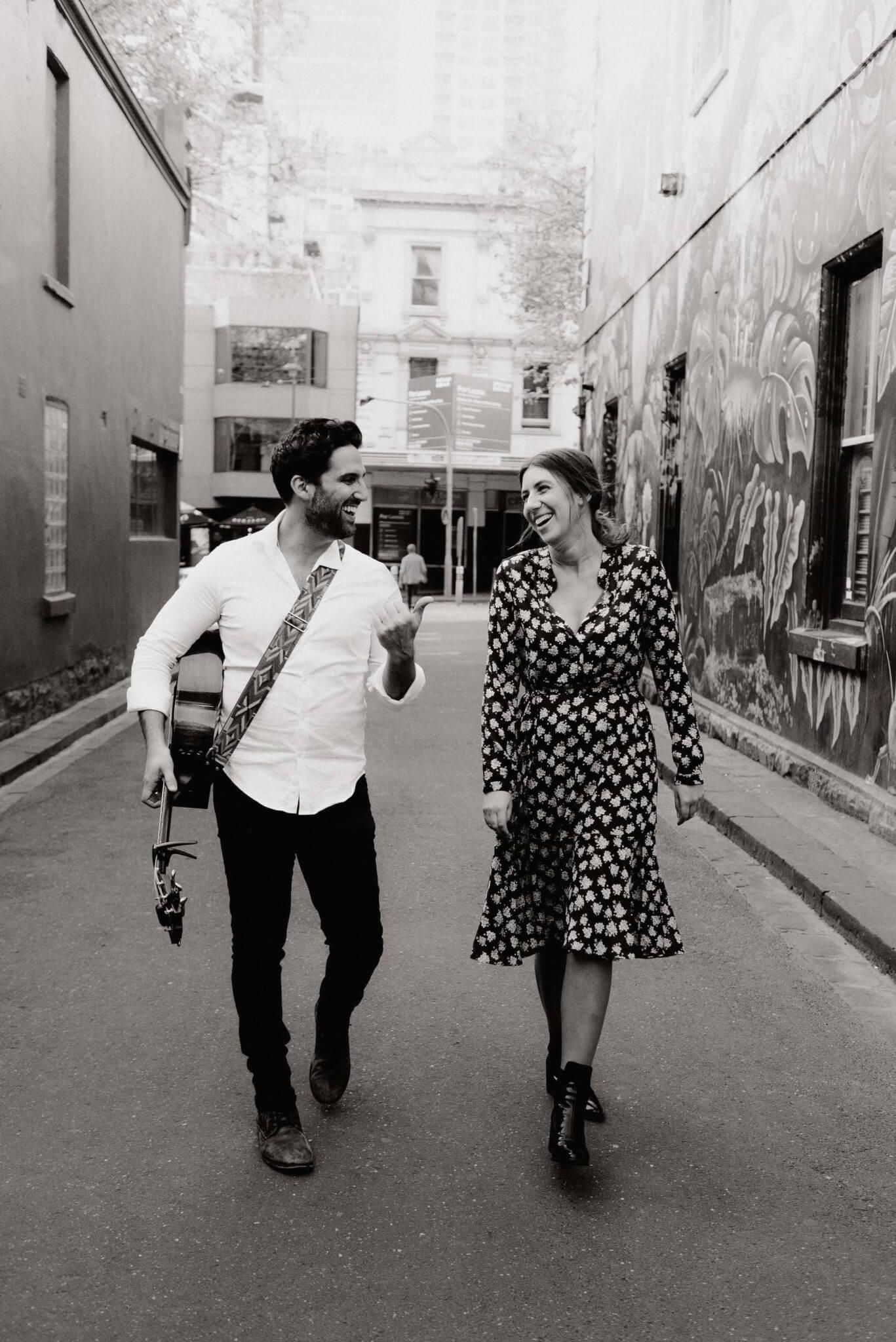 Andrew & Elise
