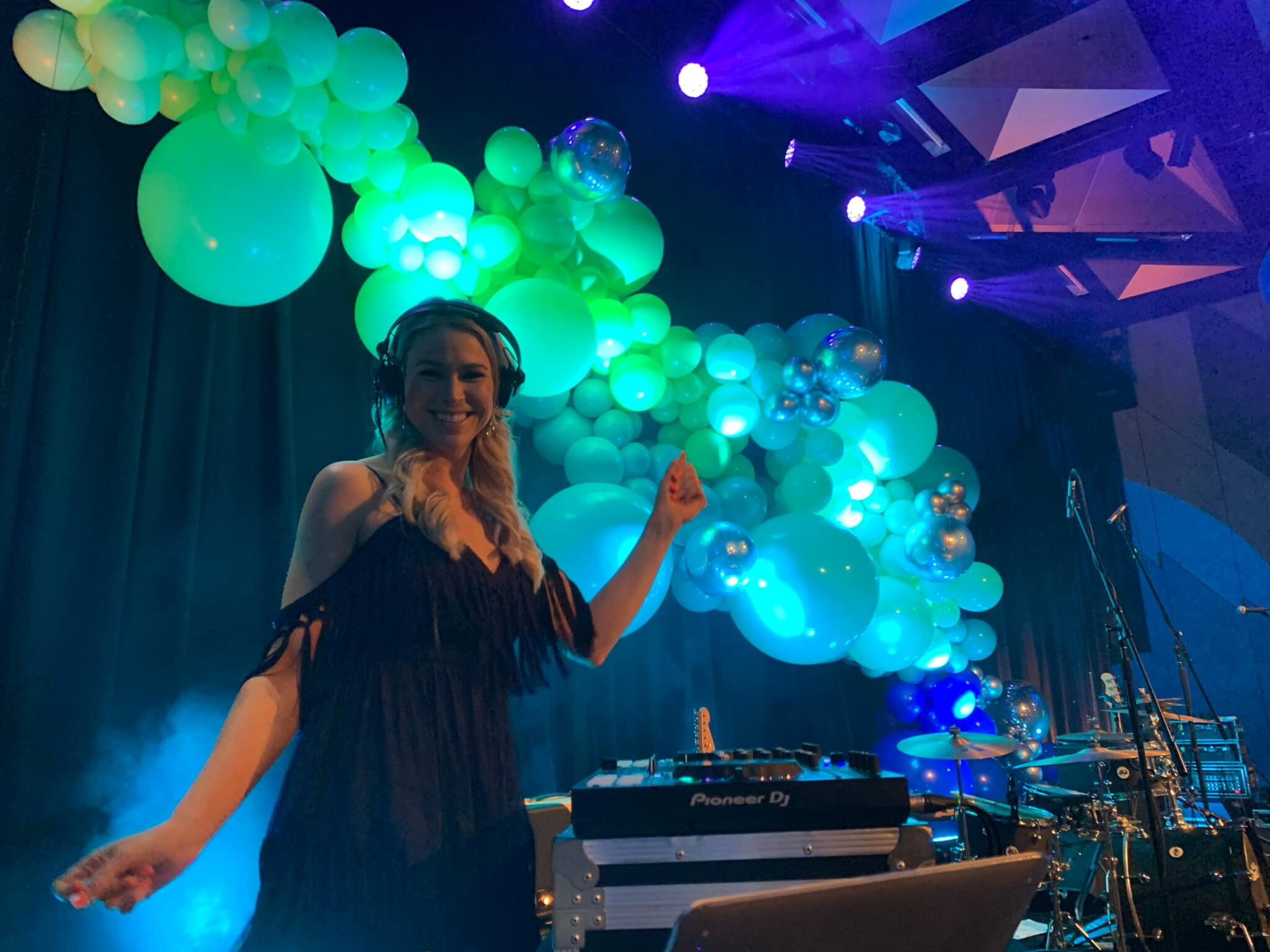Conference entertainment DJ Emma @ MCEC - Melbourne Convention & Exhibition Centre
