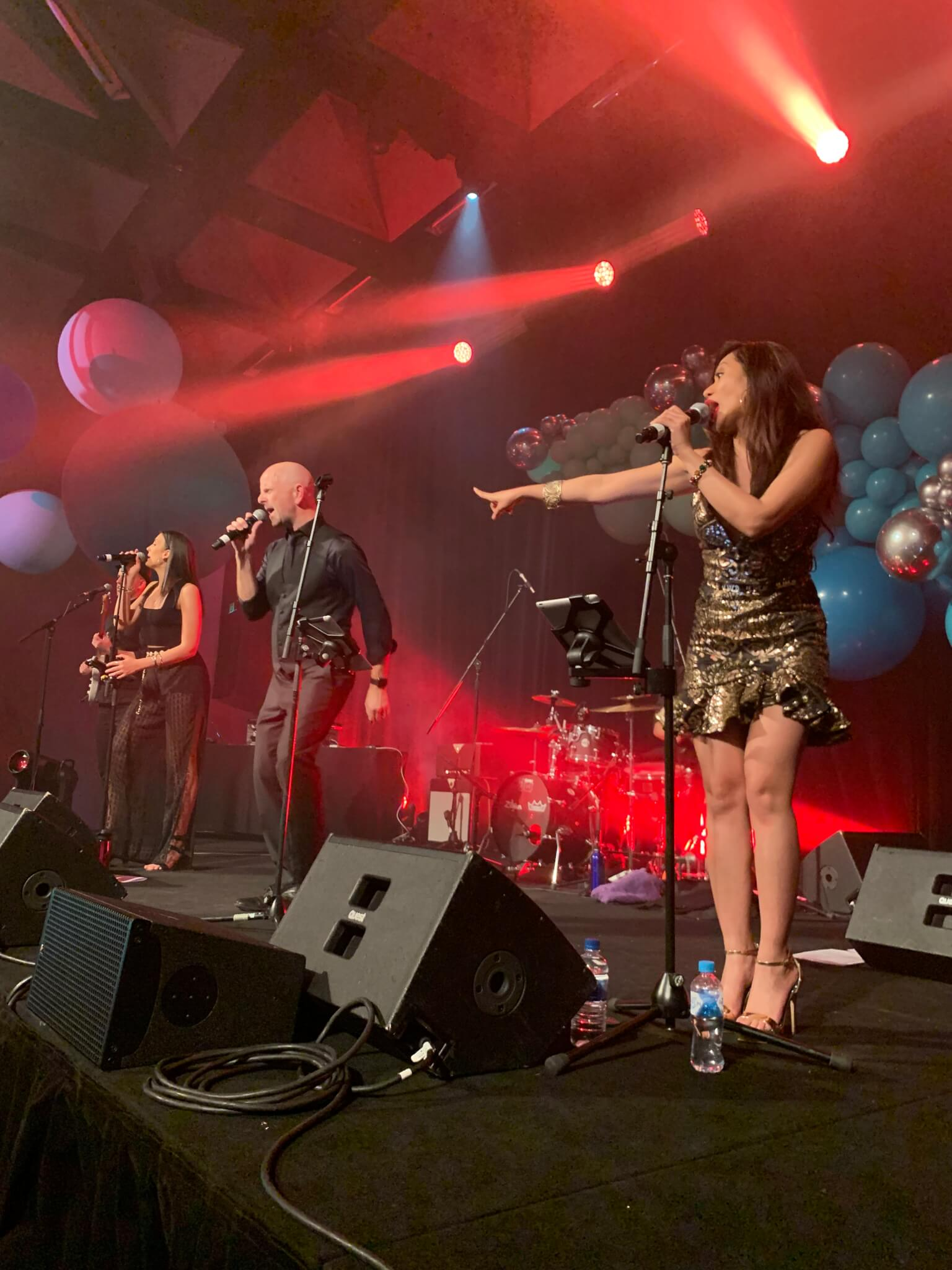 Conference entertainment | Chunky Jam Cover Band @ MCEC - Melbourne Convention & Exhibition Centre