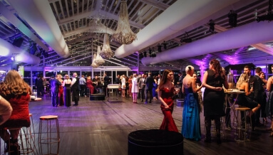 Roof Top Parties at the Aviary – Crown Melbourne