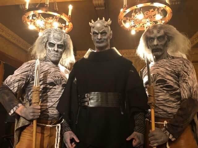 Game of Thrones Custom Dance Show