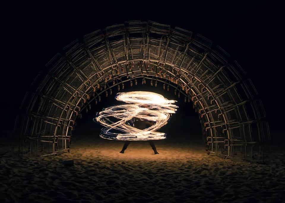 Fire Dance Ninja Shows