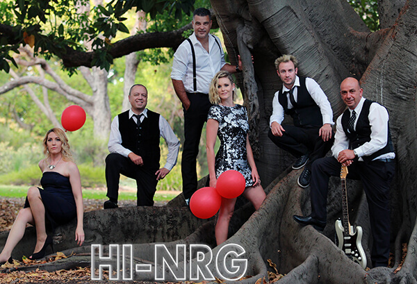 Hi-NRG Cover Band