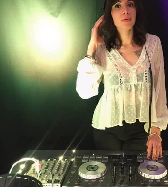 DJ Lady Angie