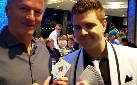 John Messina Magician